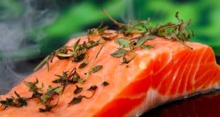 Ricetta Tortino di Cous Cous con Salmone e Gorgonzola