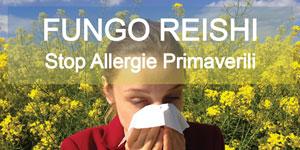 Fungo Reishi - Contro le Allergie