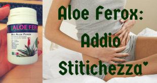 Aloe Ferox: Rimedio Naturale Per Andare in Bagno?