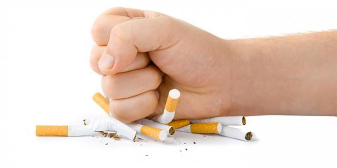 Linsonnia fumante smessa ha cominciato