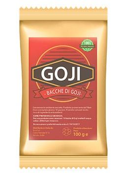 Confezione Bacche di Goji