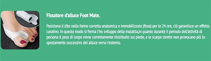 Foot Mate Italia: Fissatore Alluce Valgo