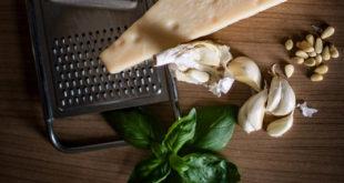 Ricetta di Minestrone di Riso al Pesto