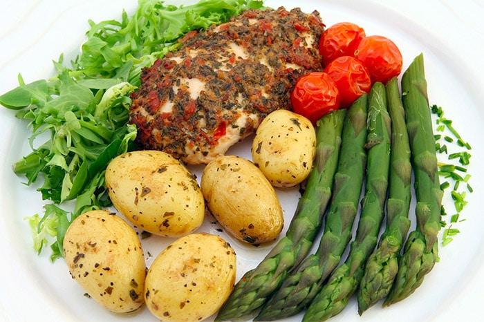 dieta vegetariana per perdere peso. menu settimanale
