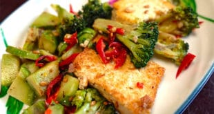 Ricetta di Antipasto di Tofu e Verdure