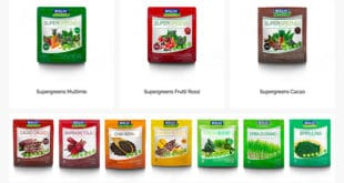 Bioglan® Super foods Super Greensi Named®: Dove Comprarli?