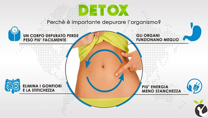 Toxicleanse pulizia del colon e depurazione dell - Metodi per andare in bagno ...