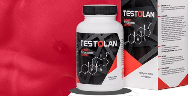 Testolan - Integratore di Testosterone Per Uomo