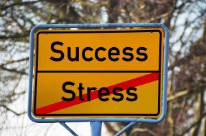 come allontanare lo stress