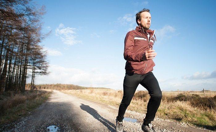inizia a correre per perdere peso velocemente