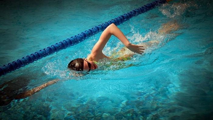 nuotare per perdere peso