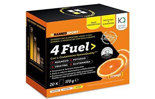 4 Fuel Named integratore allenamento