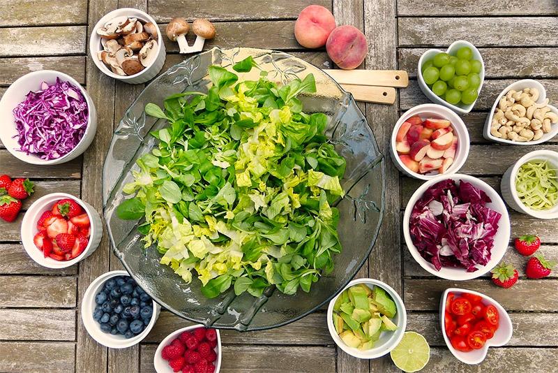 insalate per diete dimagranti