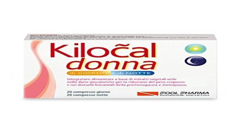 Kilocal Donna  Cos è e4b40555e82e