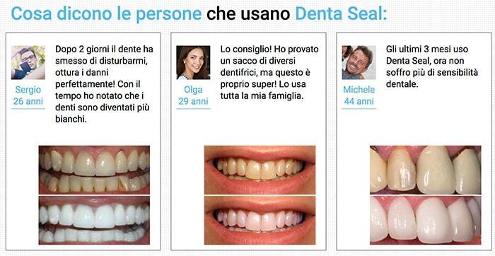 Opinioni Denta Seal Recensioni: Funziona?