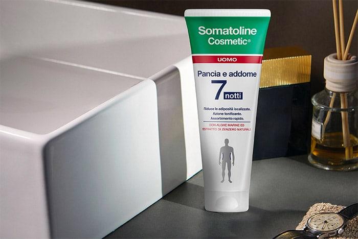 Somatoline Pancia e Addome 7 Notti