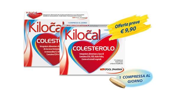 Kilocal Colesterolo