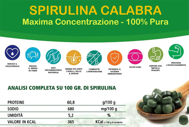 Spirulina Maxima 100% Italiana? Scoprila Ora - Metodi per..